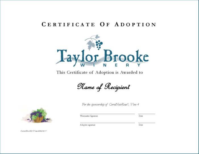 adoptavinesample